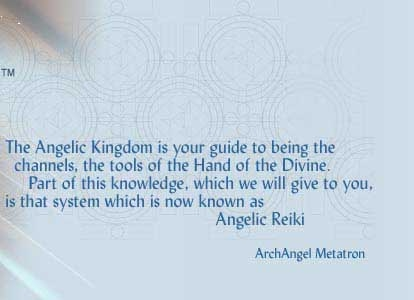 Angelic Reiki The Theta Way